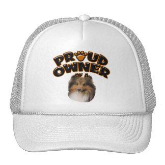Proud Owner of a Sheltie Trucker Hat