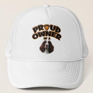 Proud Owner of a Springer Spaniel Trucker Hat