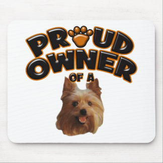 Proud Owner of a Yorkie Mouse Pad