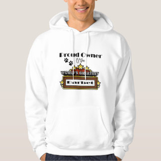 Proud Owner World's Greatest Barbet Hooded Sweatshirt