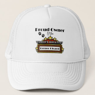 Proud Owner World's Greatest Berger Picard Trucker Hat
