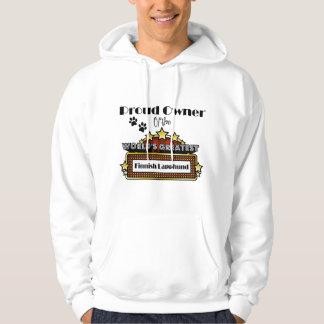 Proud Owner World's Greatest Finnish Lapphund Hooded Sweatshirt