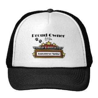 Proud Owner World's Greatest Japanese Spitz Trucker Hat