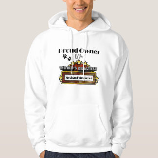 Proud Owner World's Greatest Mexican Hairless Dog Hoodie