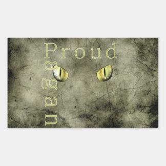 Proud Pagan Stickers