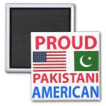 Proud Pakistani American Fridge Magnets