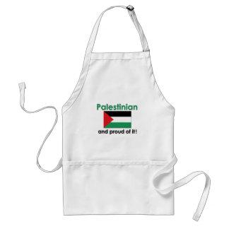 Proud Palestinian Adult Apron