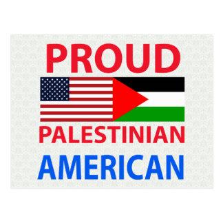 Proud Palestinian American Postcards