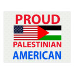 Proud Palestinian American Postcards