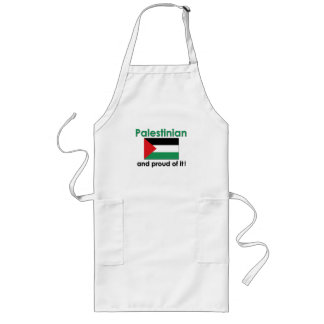 Proud Palestinian Long Apron