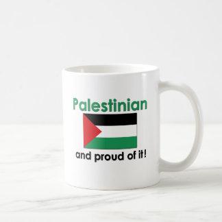 Proud Palestinian Classic White Coffee Mug