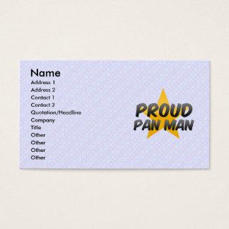 Proud Pan Man Business Card