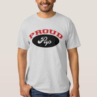 Proud Pap Tee Shirt