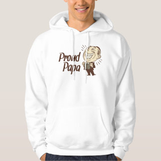 Proud Papa Sweatshirt