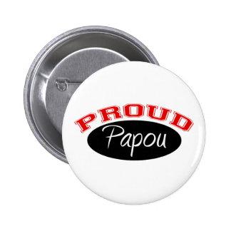 Proud Papou Pin