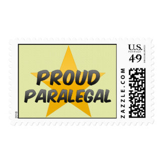 Proud Paralegal Postage