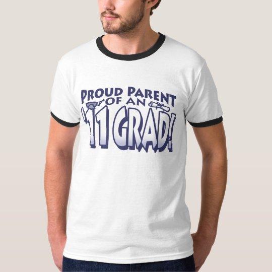 Proud Parent 2011 Grad T-Shirt