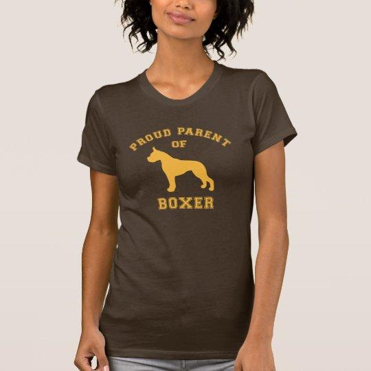Proud Parent Boxer women shirt