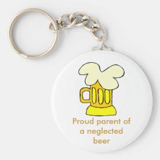 Proud Parent Keychain