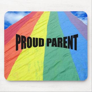 Proud Parent Mouse Pad