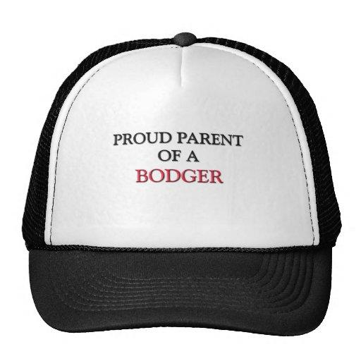 Proud Parent Of A BODGER Trucker Hats