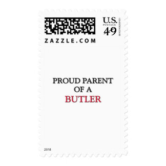 Proud Parent Of A BUTLER Postage