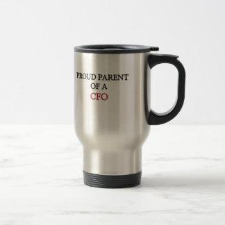 Proud Parent Of A CFO Mugs