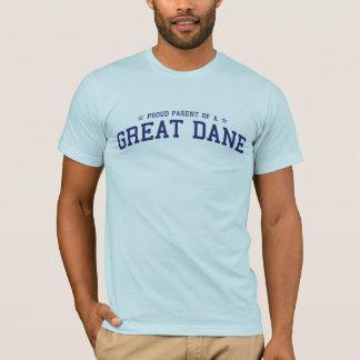 Proud Parent of a Great Dane T-Shirt