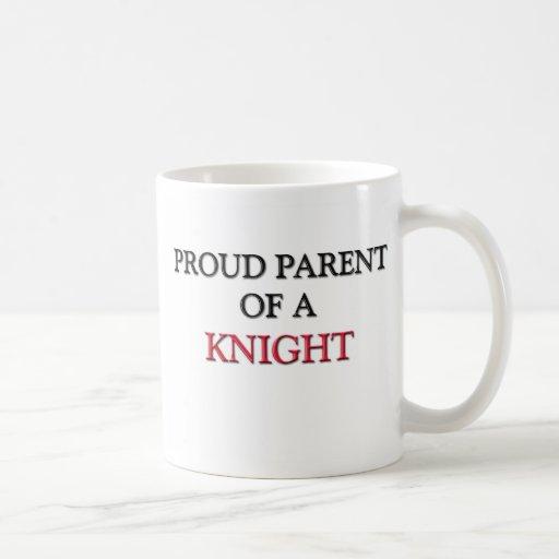 Proud Parent Of A KNIGHT Mug