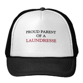 Proud Parent Of A LAUNDRESSE Trucker Hat