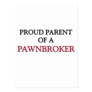 Proud Parent Of A PAWNBROKER Post Cards