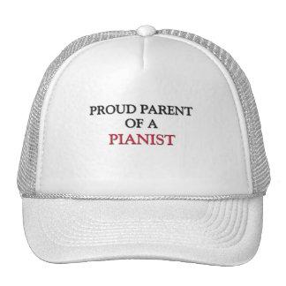 Proud Parent Of A PIANIST Hat