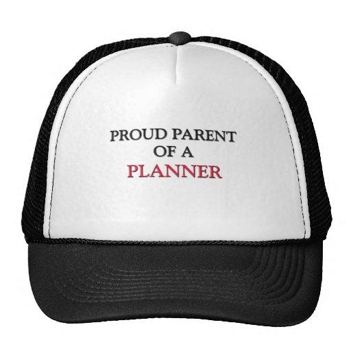 Proud Parent Of A PLANNER Mesh Hats