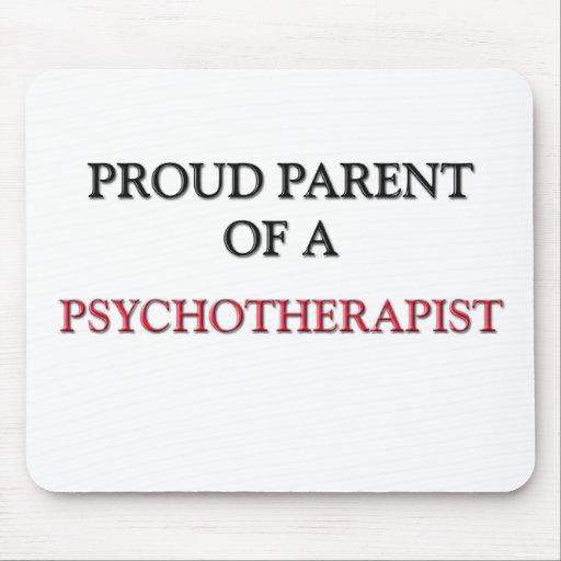 Proud Parent Of A PSYCHOTHERAPIST Mouse Pad
