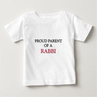 Proud Parent Of A RABBI Infant T-shirt