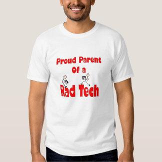 Proud Parent of a RAD TECH Shirt