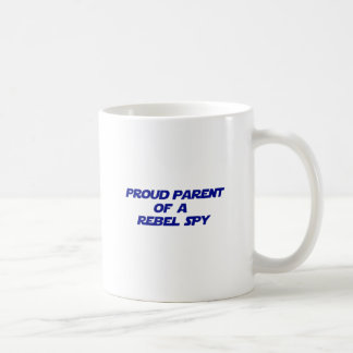 Proud Parent of a Rebel Spy Coffee Mug