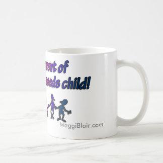 Proud Parent of a Special Needs Child! Coffee Mug