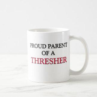 Proud Parent Of A THRESHER Coffee Mug