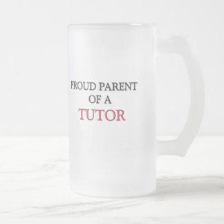 Proud Parent Of A TUTOR Mug