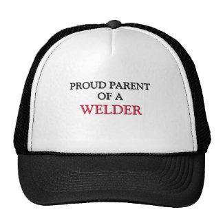 Proud Parent Of A WELDER Trucker Hat