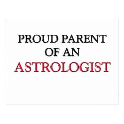 Proud Parent OF AN ASTROLOGIST Postcard