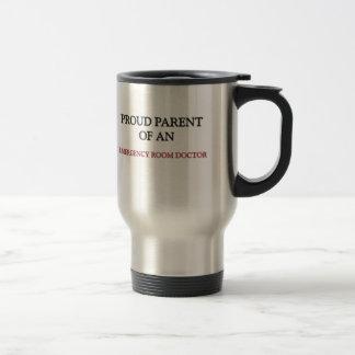 Proud Parent OF AN EMERGENCY ROOM DOCTOR Travel Mug