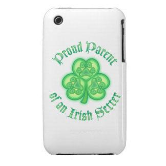 Proud Parent of an Irish Setter iPhone 3 Case-Mate Case
