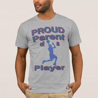 Proud parent of basketball son T-Shirt