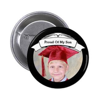 Proud Parent Pinback Button