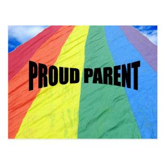 Proud Parent Postcard
