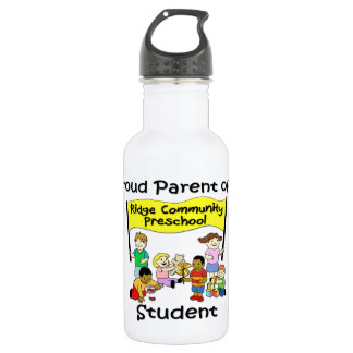 Proud Parent Stainless Steel Water Bottle