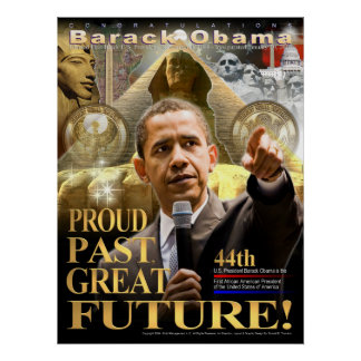 Proud Past Great Future! - Poster