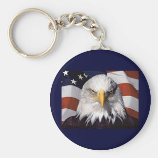 PROUD PATRIOT KEY CHAINS